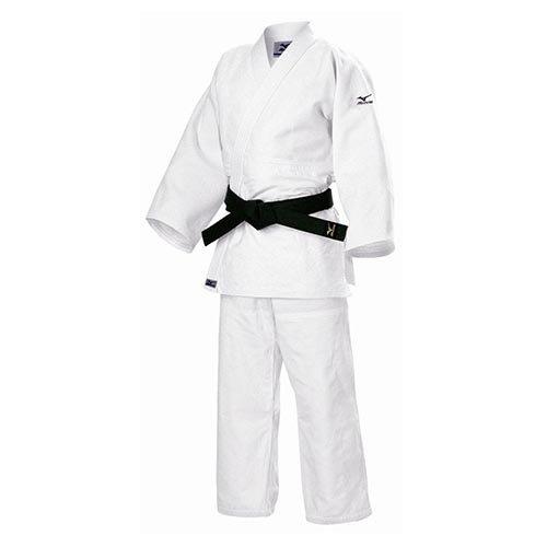 Kimono Judo, Mizuno, Hayato, alb, 150 cm méret