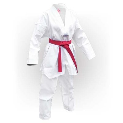Kimono Taekwondo ITF, Saman, Advanced, striat