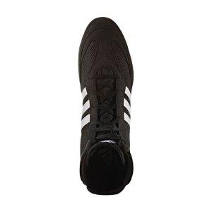Pantofi de box, Adidas BOX HOG 2, negru/alb, 38 mărimea