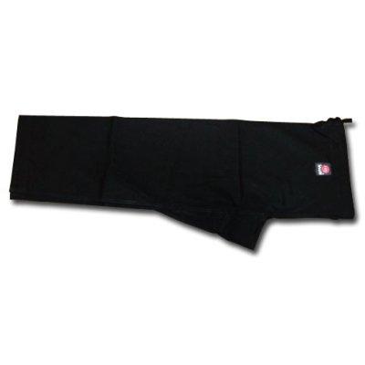 Pantaloni de Karate pentru copii, Saman, bumbac, negru