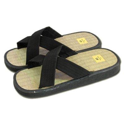 Pantofi Zori, cu banda in X