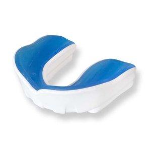 Protectie Dinti PRO, alb/albastru