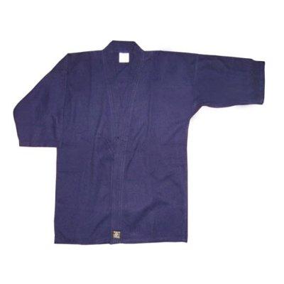Bluza Kimono Kendo, Noris, albastra