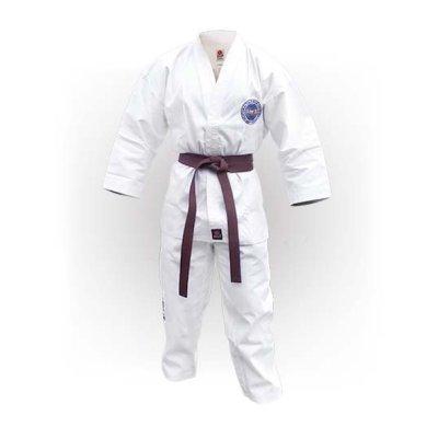 Kimono Taekwondo ITF, Saman, Advanced
