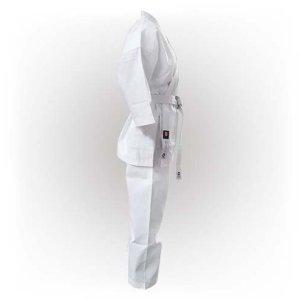 Kimono Kyokushin, Saman, Light, alb, 120 mărimea
