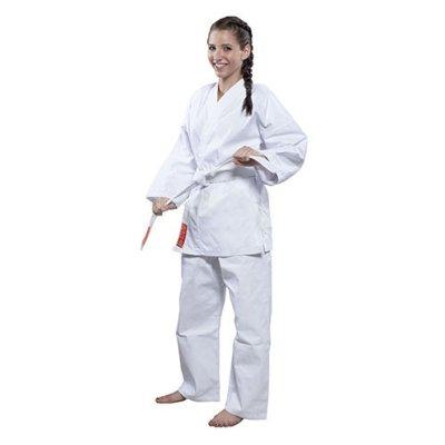Kimono Karate, Hayashi, Heian, WKF, alb
