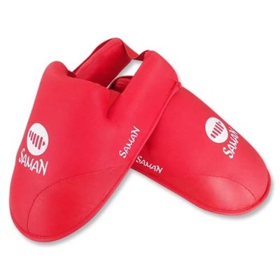 Protectie pentru picior, Saman, rosii
