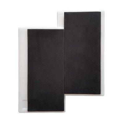 Placa pentru spargeri, Saman, negru