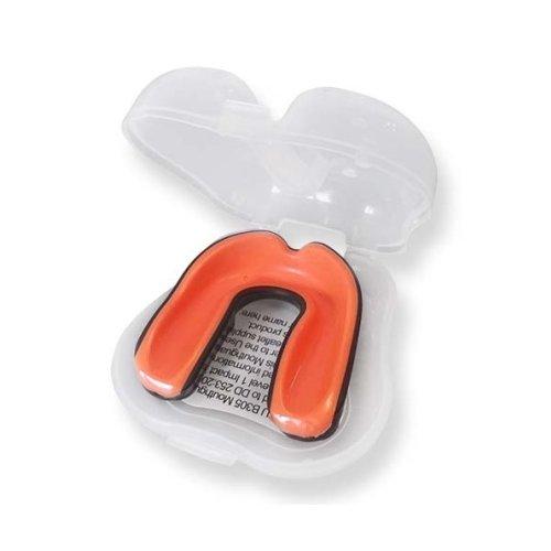 Protectie Dinti PRO, negru/portocaliu