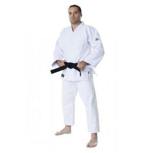 Kimono Judo, Mizuno, Shiai, alb, 160 cm (2.0) méret