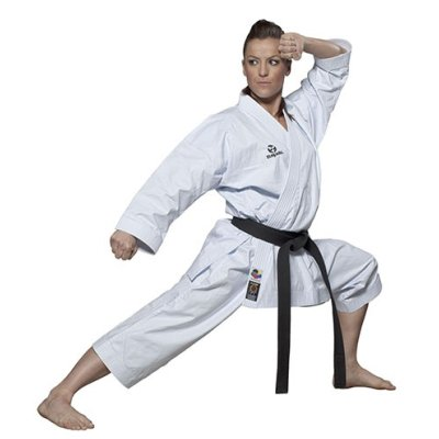 Kimono Karate, Hayashi, Tenno Premium II, WKF