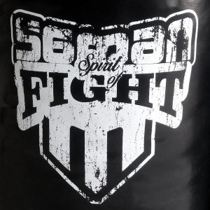 Boxzsák 120 cm-től, Saman Spirit of Fight, műbőr, lánccal