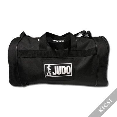 Geanta Judo , Saman , negru.