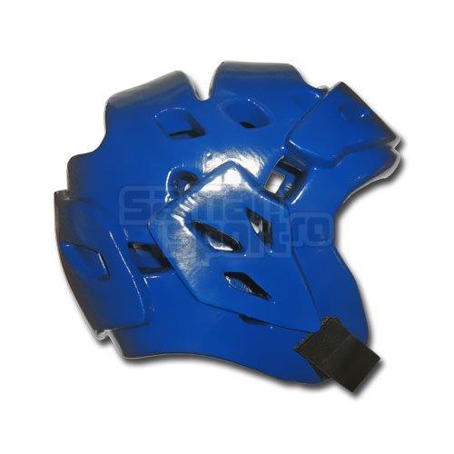 Casca protectie Saman, Fight, din spuma, albastra, XS mărimea