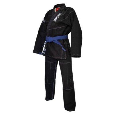 Kimono Ju-Jitsu SAMAN MUSHIN, negru