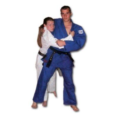 Kimono Judo, White Tiger / Competition 700g albastru
