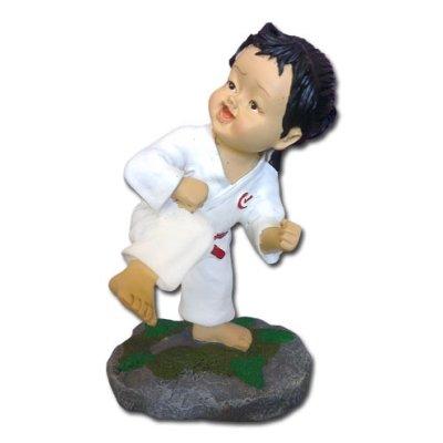 Figurina Karate, fetita