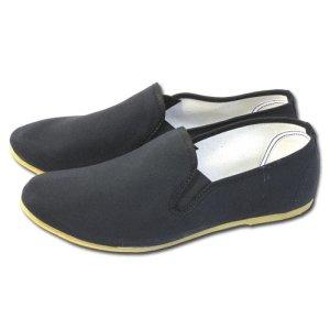 Pantofi Kung-fu, negru, 41 méret