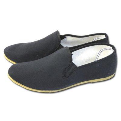 Pantofi Kung-fu, negru