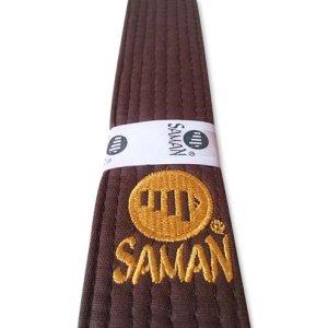 Centura Saman Pro, maro, 4cm
