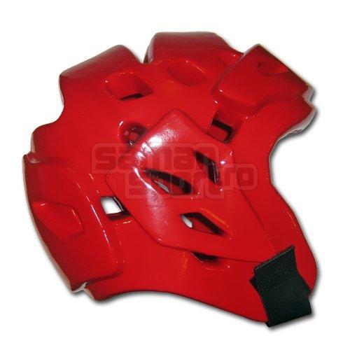 Casca protectie Saman, Fight, din spuma, rosie, XL mărimea