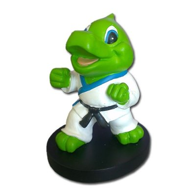 Figurina Karate, dragon