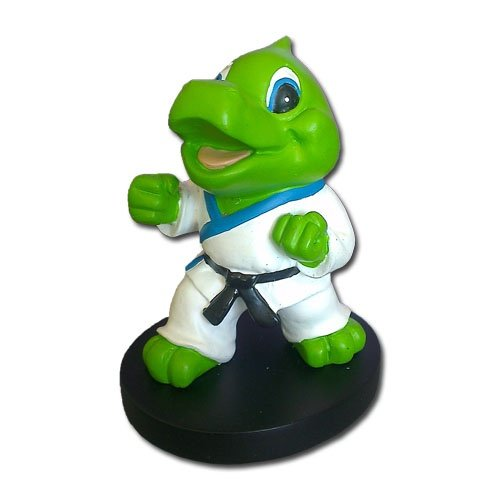 Figurina Karate, dragon