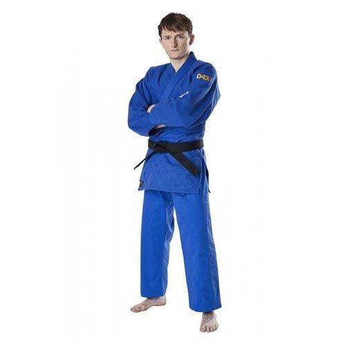 Kimono Judo, DAX, Tori Gold, albastru, 150 cm méret
