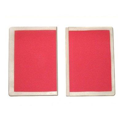Placa pentru spargeri, Saman, rosu
