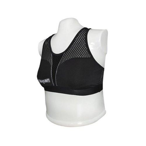 Bustiera Cool Guard pentru protectia de sani, neagra