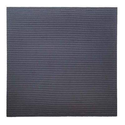 Tatami, 1m*1m*2cm, Professional Double, gri-negru