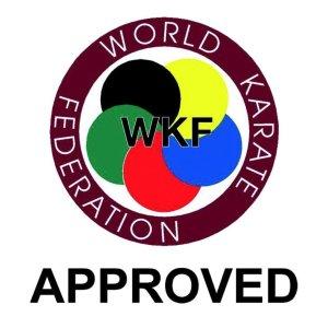 Manusi Karate, Tokaido, WKF, piele ecologica, rosu